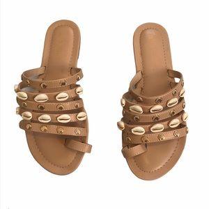 Olivia Miller Seashells Sandals